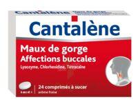 CANTALENE, comprimé à sucer à PARIS