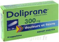 DOLIPRANE 300 mg Suppositoires 2Plq/5 (10) à PARIS