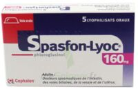 SPASFON LYOC 160 mg, lyophilisat oral à PARIS