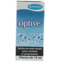 OPTIVE, fl 10 ml à PARIS