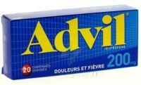 ADVIL 200 mg, 20 comprimés enrobés à PARIS
