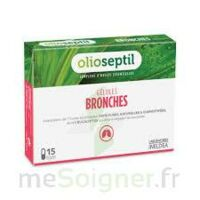 OLIOSEPTIL BRONCHES, bt 15 à PARIS