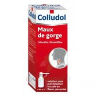 COLLUDOL Solution pour pulvérisation buccale en flacon pressurisé Fl/30 ml + embout buccal à PARIS