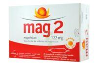 MAG 2 SANS SUCRE 122 mg, solution buvable en ampoule édulcoré à la saccharine sodique à PARIS