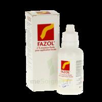 FAZOL 2 POUR CENT, émulsion fluide pour application locale à PARIS