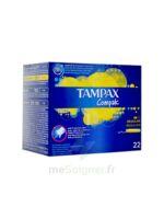 Tampax Compak Régulier tampon flux normal à PARIS