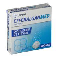 EFFERALGANMED 500 mg, comprimé effervescent sécable à PARIS