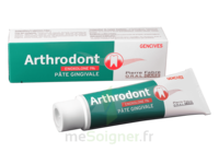 ARTHRODONT 1 % Pâte gingivale T/80g à PARIS