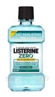 Listerine Zéro Bain bouche 250ml à PARIS