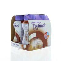 FORTIMEL EXTRA Nutriment chocolat 4Bouteilles/200ml à PARIS